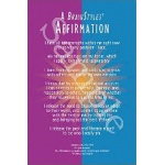 BrainStyles Affirmation Poster